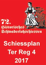 Schiessplan Ter Reg 4
