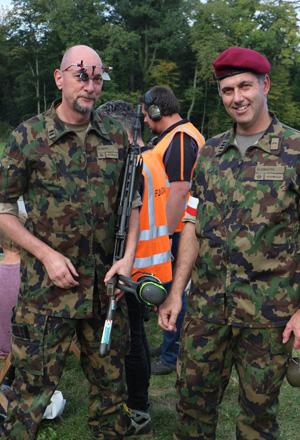 Schwaderlohmeister 2018 Militär