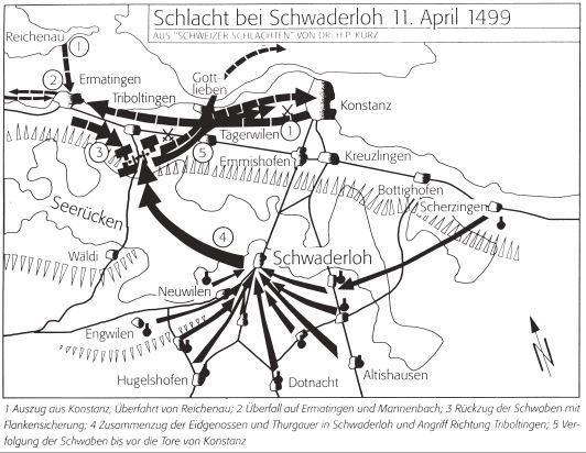 Schlacht von Schwaderloh
